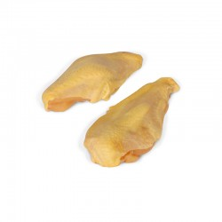 Filet de poulet maïs avec peau