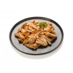 Kebab de poulet précuit