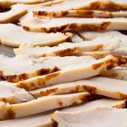 Filet de poulet rôti tranchettes 4 mm